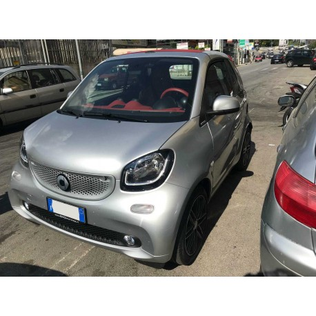 Smart FortTwo Cabrio Brabus Edition